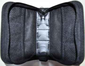 Mediarange Tasche schwarz - für 6 USB-Sticks und 3 SD-Karten