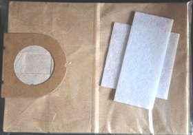 10er Pack Staubsaugerbeutel - kompatibel u.a. zu Bomann Bauknecht / Swirl X28