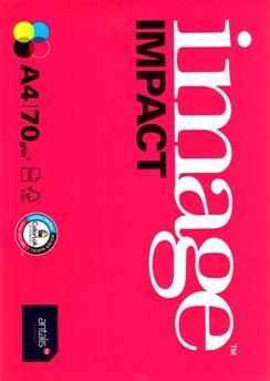 Impact Papier - DIN A4 - 70gr/qm - 500 Blatt