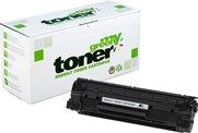 MYGREEN Rebuild-Toner - kompatibel zu HP 85A / CE285A / Canon 725 - schwarz (High Capacity)