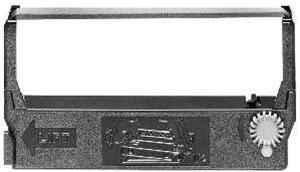 Farbband - kompatibel zu Epson ERC 23B / S015360 / Gruppe 657 - schwarz (Nylon)