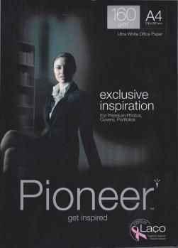 Pioneer Exclusive Inspiration Papier - DIN A4 - 160gr/qm - 250 Blatt