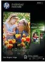 ORIGINAL HP Fotopapier Q5451A - 200 g/qm  - DIN A4 - Glossy - 25 Blatt