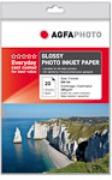 AGFAPHOTO -Tintenstrahlfotopapier - DIN A4 - glänzend - 180g/qm - 20 Blatt