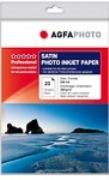 AGFAPHOTO -Tintenstrahlfotopapier - DIN A4 - satiniert - 260g/qm - 20 Blatt