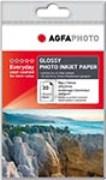 AGFAPHOTO -Tintenstrahlfotopapier - 10x15cm - hochglanz - 180g/qm - 20 Blatt