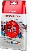 ORIGINAL Canon CLI-551XL / 6443B006 - 4er Multipack inkl. 50 BL. Fotopapier
