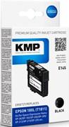 KMP Druckerpatrone - alternativ zu Epson 18XL / T1811 - (E193) - schwarz