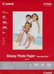 ORIGINAL Canon GP-501 / 0775B003 Fotopapier - 210g/qm  - 10x15cm - Hochglanz - 100 Blatt