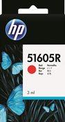 ORIGINAL HP 51605R - Druckerpatrone rot