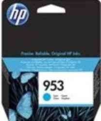 ORIGINAL HP 953 / F6U12AE - Druckerpatrone cyan