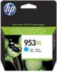 ORIGINAL HP 953XL / F6U16AE - Druckerpatrone cyan (High Capacity)