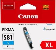 ORIGINAL Canon CLI-581XL C / 2049C001 - Druckerpatrone cyan (High Capacity)