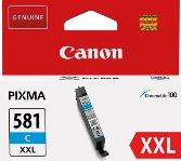 ORIGINAL Canon CLI-581XXL C / 1995C001 - Druckerpatrone cyan (Extra High Capacity)