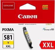 ORIGINAL Canon CLI-581XXL Y / 1997C001 - Druckerpatrone gelb (Extra High Capacity)