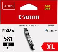 ORIGINAL Canon CLI-581XL BK / 2052C001 - Druckerpatrone schwarz hell (High Capacity)