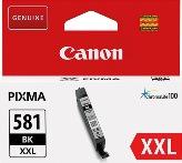ORIGINAL Canon CLI-581XXL BK / 1998C001 - Druckerpatrone schwarz hell (Extra High Capacity)