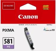 ORIGINAL Canon CLI-581 PB / 2107C001 - Druckerpatrone blau