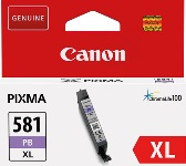 ORIGINAL Canon CLI-581XL PB / 2053C001 - Druckerpatrone blau (High Capacity)