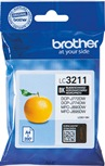 ORIGINAL Brother LC-3211BK - Druckerpatrone schwarz