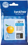 ORIGINAL Brother LC-3211C - Druckerpatrone cyan