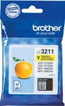 ORIGINAL Brother LC-3211Y - Druckerpatrone gelb