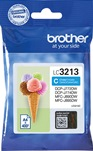 ORIGINAL Brother LC-3213C - Druckerpatrone cyan (High Capacity)
