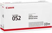 ORIGINAL Canon 052 / 2199C002 - Toner schwarz