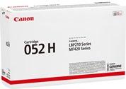 ORIGINAL Canon 052H / 2200C002 - Toner schwarz (High Capacity)
