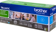 ORIGINAL Brother TN-247 C - Toner cyan (High Capacity)
