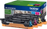 ORIGINAL Brother TN-243CMYK - 4er Multipack Toner