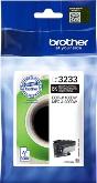 ORIGINAL Brother LC-3233BK - Druckerpatrone schwarz