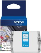 ORIGINAL Brother CZ-1005 Farbetikettenrolle - 50mm breit - 5m lang
