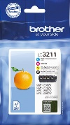 ORIGINAL Brother LC-3211 VALDR - 4er Pack