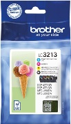 ORIGINAL Brother LC-3213 VALDR - 4er Pack