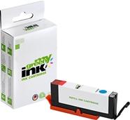 MYGREEN Druckerpatrone - alternativ zu Canon CLI-581XXL C - cyan (Extra High Capacity)