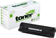 MYGREEN Rebuild-Toner - kompatibel zu HP 78A / CE278A / Canon 726 - schwarz