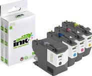 4er Pack MYGREEN Druckerpatronen - alternativ zu Brother LC-3219XLVAL