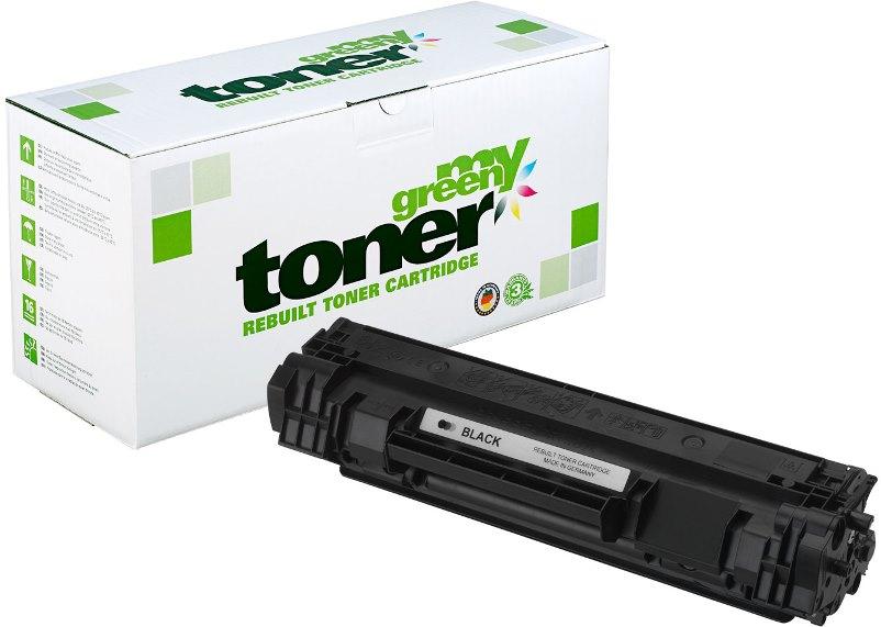 MYGREEN Alternativ-Toner - kompatibel zu HP 44A / CF244A - schwarz