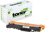 MYGREEN Rebuild-Toner - kompatibel zu Brother TN-247 Y - gelb